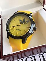 Желтые часы Adidas копия, фото 3