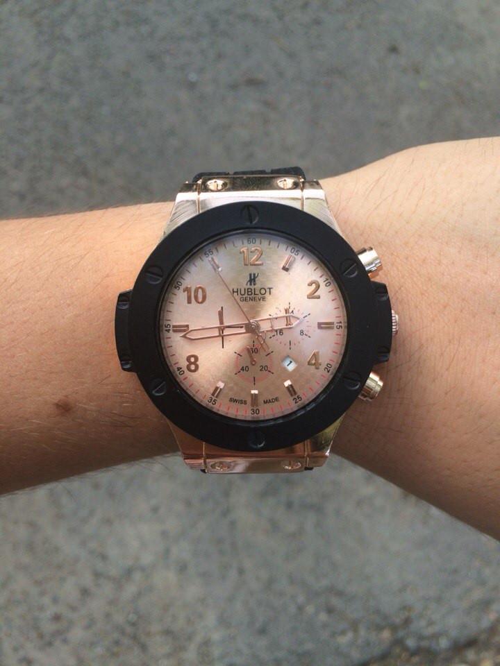 Мужские часы Hublot копия