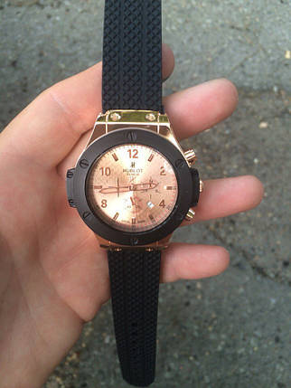 Мужские часы Hublot копия, фото 2