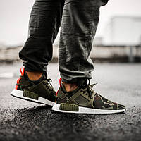 "Кроссовки Adidas NMD XR1 Runner Boost ""Duck Camo Pack"""