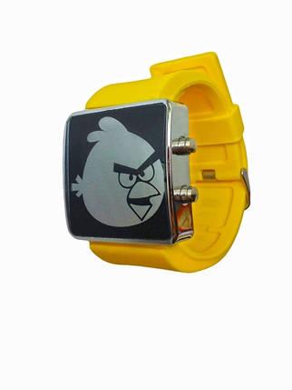 Светодиодные Часы Angry Birds, фото 2