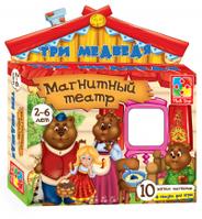 Магнитный театр Vladi Toys Три медведя (VT1504-08)