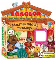 Магнитный театр Vladi Toys Колобок (VT3206-09)