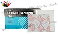 INDASA абразивные листы на основе пеноматериала P320-400 Fine 115х140 мм Sponge sanding pads