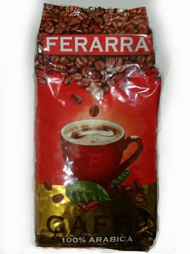 Кофе в зернах Ferrara Cafe 100% arabica 1 кг