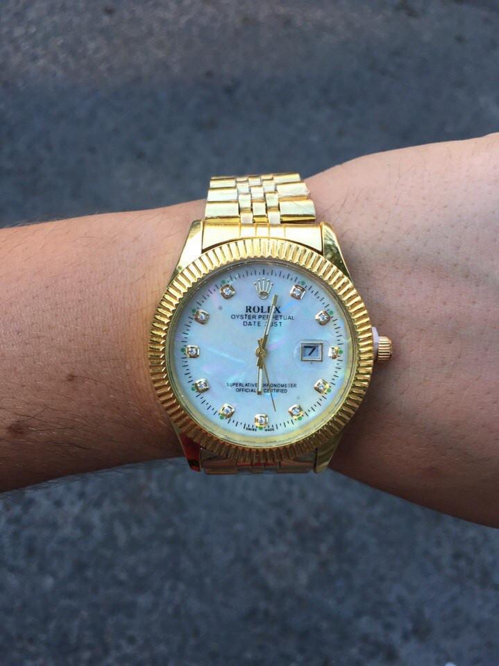 Мужские часы ROLEX копия