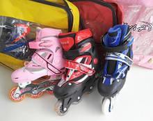 Ролики (30-34) 02851 метал рама роликовые коньки