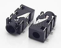 Аудио разъем 3,5 мм 5-pin, гнездо A07