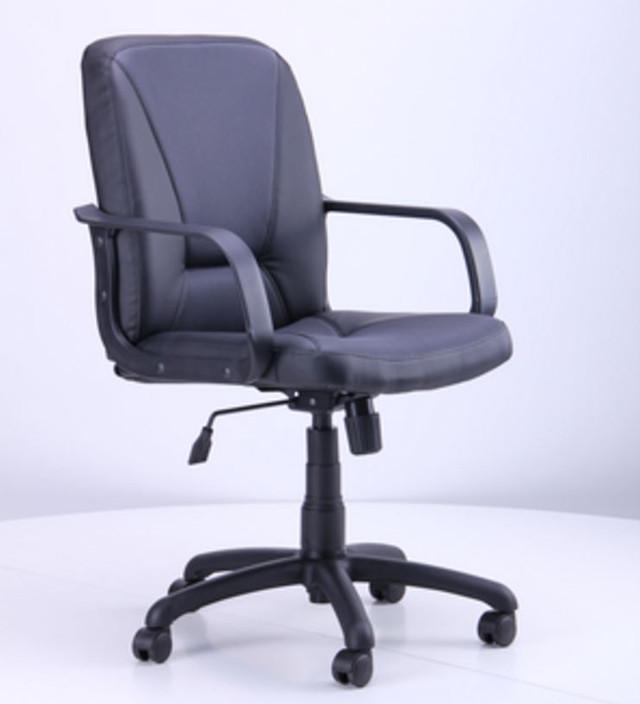 Кресло Лига Пластик Неаполь N-20 вставка Сетка серая