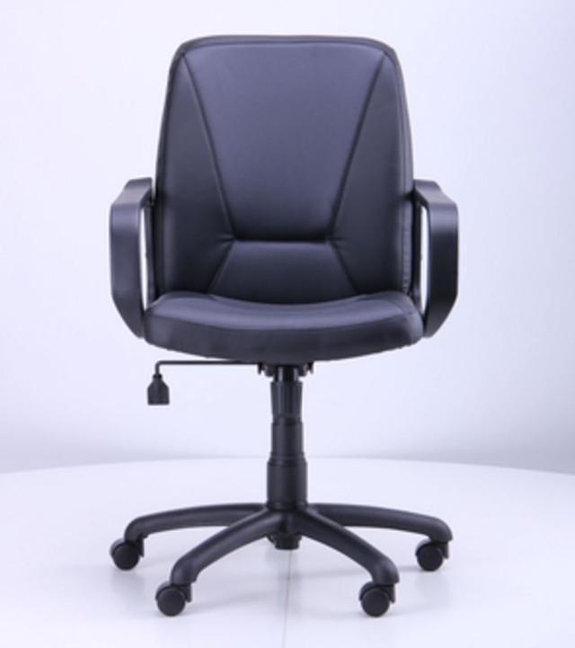 Кресло Лига Пластик Неаполь N-20 вставка Сетка серая (фото 2)