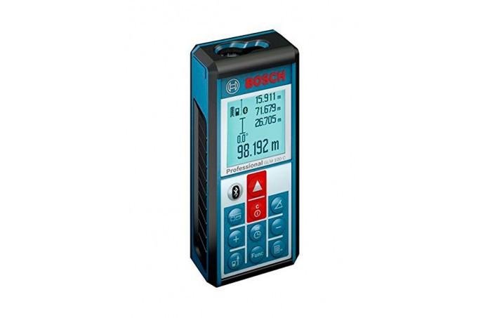 Лазерный дальномер Bosch GLM 100 C 0601072700