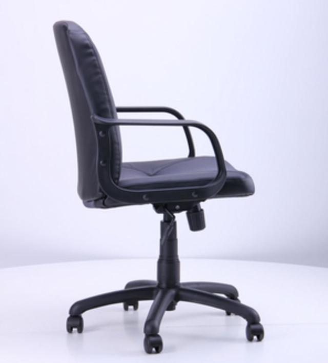 Кресло Лига Пластик Неаполь N-20 вставка Сетка серая (фото 3)