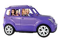 Автомобиль внедорожник Барби для 4-х кукол Barbie Glam Suv Vehicle