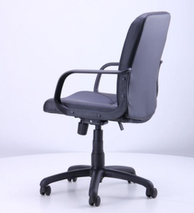 Кресло Лига Пластик Неаполь N-20 вставка Сетка серая (фото 6)