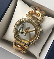 Часы наручные Michael Kors classic золотые