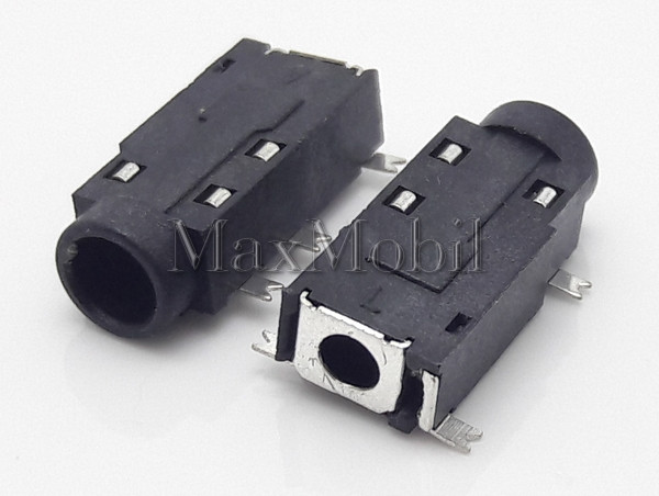 Аудио разъем 3,5 мм 5-pin, гнездо A06