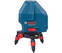 Лазерный нивелир Bosch GLL 3-15 + мини штатив