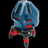 Лазерный нивелир Bosch GLL 5-50 X Professional + мини штатив   0601063N00