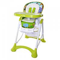 """Детский стульчик для кормления CARRELLO Chef """"Джунгли"""""""