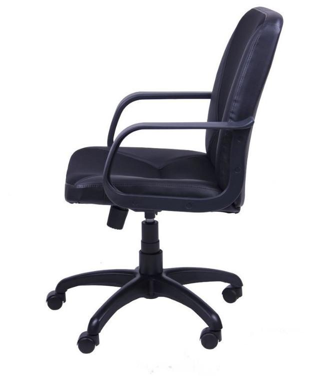 Кресло Лига Пластик Неаполь N-20 вставка Сетка черная (фото 2)