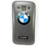 Силикон TPU Samsung G360 BMW чёрный