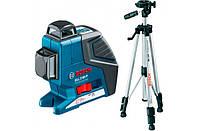 Лазерный нивелир BOSCH GLL 2-80 P + ШТАТИВ 0601063205