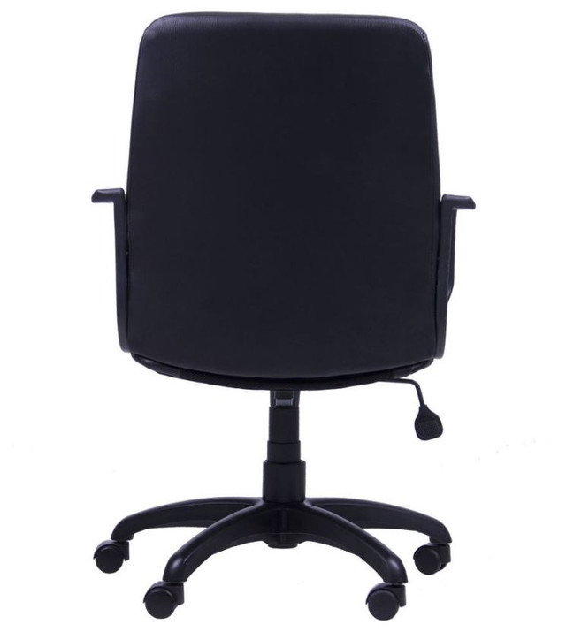 Кресло Лига Пластик Неаполь N-20 вставка Сетка черная(фото 3)
