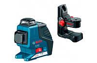 Лазерный нивелир BOSCH GLL 2-80 P + BM1 + L-BOXX 0601063208