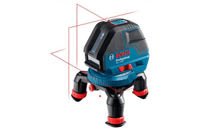 Лазерный нивелир BOSCH GLL 3-50 PROFESSIONAL 0601063800