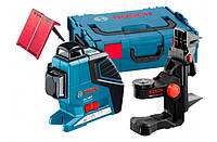 Лазерный нивелир BOSCH GLL 3-80 P + BM1 + L-BOXX 0601063309