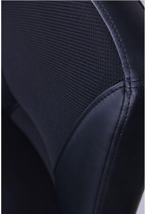Кресло Лига Пластик Неаполь N-20 вставка Сетка черная (фото 6)