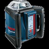 Ротационный лазерный нивелир Bosch GRL 500 HV + LR 50 Professional 0601061B00