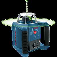 Ротационный лазерный нивелир Bosch GRL 300 HVG SET 0601061701
