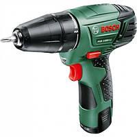 Шуруповерт Bosch PSR 1080 LI (встроенный аккумулятор) 0603985021   0603985021