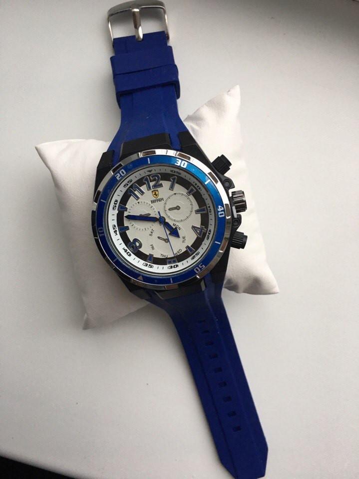 Часы Ferrari копия