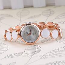 Женские кварцевые часы черные, фото 3