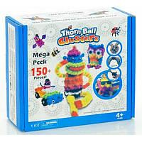 Мягкий конструктор-липучка Magic Ball Банчемс Bunchems Mega Pack 300