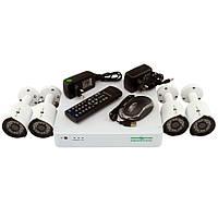 Комплект видеонаблюдения Green Vision GV-K-G02/04 720Р