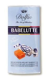 Шоколад бельгийский молочный Бабелют Dolfin, 70г