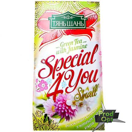 Чай Тянь-Шань чай з квітами жасмину SPECIAL FOR YOU 30г , фото 2