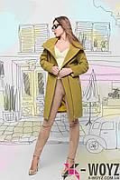 Пальто женское X-Woyz! PL-8660
