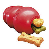 Игрушка для собаки KONG CLASSIC L (10 см) - для собак весом 13-30 кг