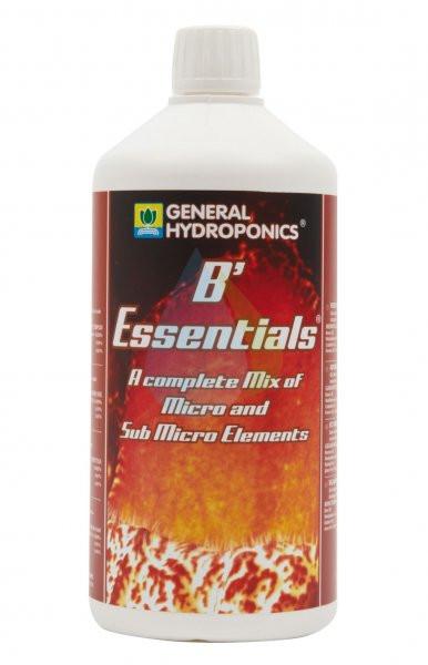 GHE Bio Essentials 500ml Органическое удобрение для гидропоники и биопоники. Оригинал. Франция.