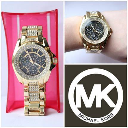 Кварцевые женские часы под Michael Kors, фото 2