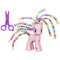 Моя маленькая пони Пинки Пай с забавной гривой (My Little Pony Friendship is Magic Cutie Twisty-Do Pinkie Pie)