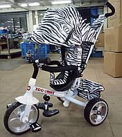 Велосипед трехколесный TILLY ZOO-TRIKE T-342, фото 1