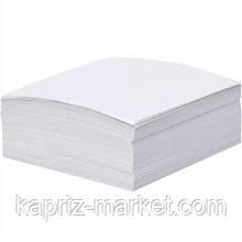 Бумага, блок 80 см х 80 см, клееная