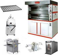 Сервисное обслуживание оборудования для хлебопекарного и кондитерского производства