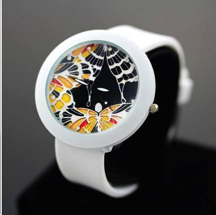 Часы с каучуковым ремешком, фото 2
