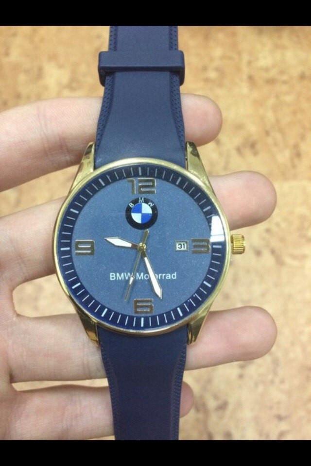 Мужские спортивные часы BMW копия